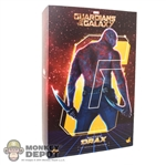 Display Box: Hot Toys Guardian Of The Galaxy Drax (EMPTY BOX)