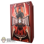 Display Box: Hot Toys Suicide Squad - Deadshot (EMPTY BOX)