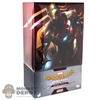 Display Box: Hot Toys Iron Man Mark XLVII (EMPTY BOX)