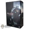 Display Box: Hot Toys Batman: Arkham Series (Empty Box)