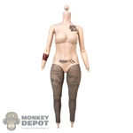 Figure: Hot Toys Harley Quinn Body w/Stockings