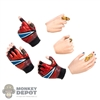 Hands: Hot Toys Harley Quinn Hand Set