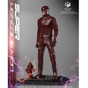 Boxed Figure: HY Toys Super Lightning Man (HY-ZH005)