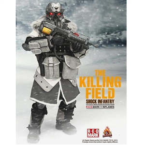 R.E.D. Mark X Inflames: The Killing Field - Shock Infantry (RM-001)