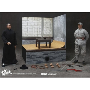 Boxed Figure: Inflames Toys China Military Spirit (FT015)