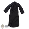 Robe: Inflames Black Long Gown