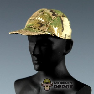 Hat: Merit Ballcap Multicam