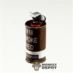 Grenade: Merit M18 Smoke Red