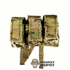 Pouch: Merit 40mm Multicam MOLLE