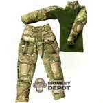 Fatigues: Merit Crye Precision Combat Uniform Multicam