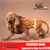 Boxed Figure: JxK Studio 1/6 African Lion (Brown) (JX-KL001)