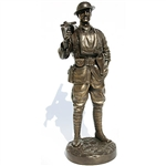 Statue: 1/6 Naked Army Roy Lewis Gunner 1st AIF 1918
