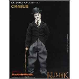 Boxed Figure: Kumik Charlie - Comical (KB001A)