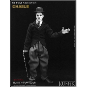 Boxed Figure: Kumik Charlie The Tramp (KB001)