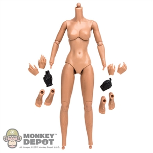 Figure: Kumik Nude Body (KBF003)