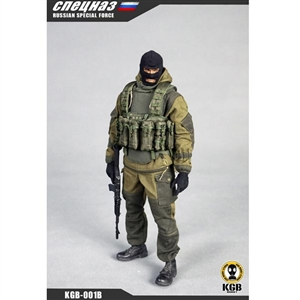Uniform Set: KGB Hobby Russian Special Force Set B (KGB-001B)