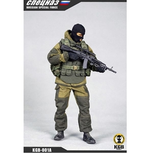 Uniform Set: KGB Hobby Russian Special Force Set A (KGB-001A)