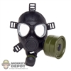 Mask: KGB Hobby PMK-1 Gas Mask w/Filter