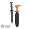 Knife: KGB Hobby OTS-04 Combat Knife w/Sheath