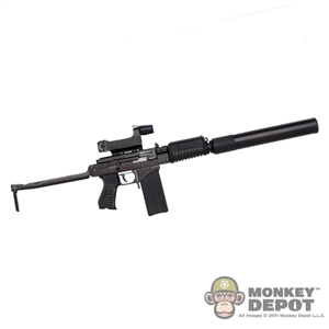 Rifle: KGB Hobby 9A91 Assault Rifle w/ Silencer & Kobra EKP-1S-03 Optical