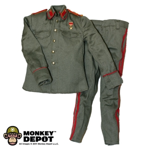 Uniform: King's Toys Russian WWII Officers Uniform