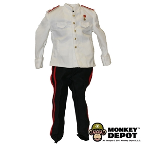 Uniform: King's Toys Russian WWII Officers Dress Uniform