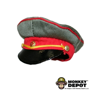Hat: King's Toys Russian WWII Officer Visors