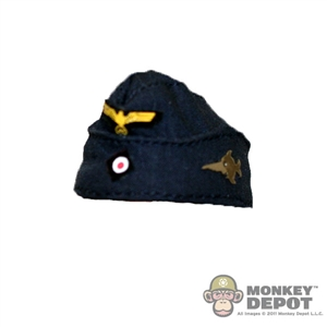 Hat: King's Toys German WWII M38 Kriegsmarine w/ U96 Swordfish Pin