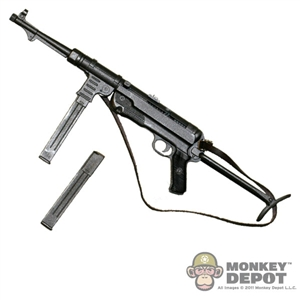 Rifle: King's Toys German WWII MP40