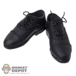 Shoes: King's Toys Black Dress Shoes