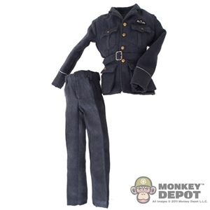 Suit: King's Toys Blue RAF Service Dress Uniform