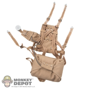 Pack: King's Toys RAF Seat Pack Parachute Type C-2