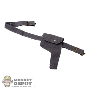 Belt: King's Toys RAF Pattern 37 Web Waist Belt w/Holster