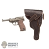 Pistol: King's Toys German P38 w/Holster