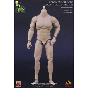 Figure: Kaustic Plastik 1/6 Muscle Body (Headless) (KP02A)
