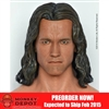 Head: Kaustic Plastik 1/6 Warrior Head Sculpt (VH03-XXL)