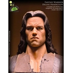 Head: Kaustic Plastik 1/6 Fantasy Warrior Deluxe Head Sculpt (GIKP-WH01HEAD)