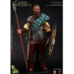 Boxed Figure: Kaustic Plastik Celtic Warfare: Clan Warrior (GIKP-WH11A)