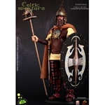 Boxed Figure: Kaustic Plastik Celtic Warfare: Clan Chieftain (GIKP-WH11B)