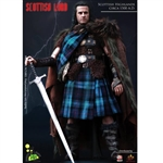 Boxed Figure: Kaustic Plastik Scottish Lord (GIKP-WH0012)