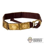 Belt: Kaustic Plastik Brown Belt