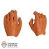 Hands: Kaustic Plastik Weapon Grip (Tan)