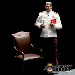 Boxed Figure: King's Toys Joseph Stalin (KT-8001)