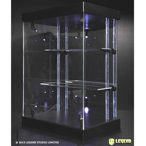 Legend Studio Display Case: Master Light House 03 Black