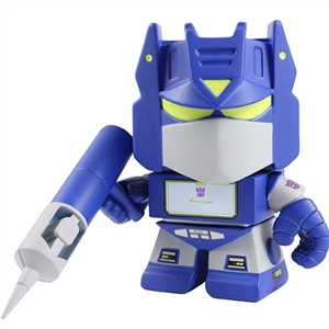 "Boxed Figure: The Loyal Subjects Transformers 3"" Soundwave (Series 1)"
