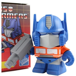 "Boxed Figure: The Loyal Subjects Transformers 3"" Optimus Prime (Series 1)"
