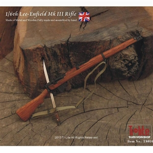 Rifle: Ti-Lite Lee Enfield Mk III Rifle (TL-8016)