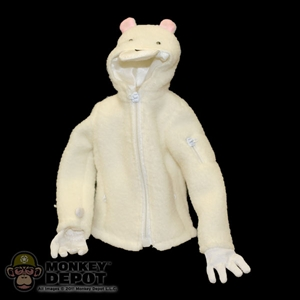 Coat: TTL Toys Female Polar Bear Jacket