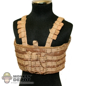 Vest: TTL Toys Chest Rig MOLLE