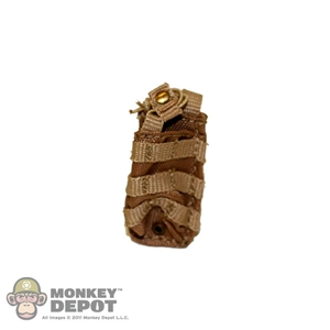 Pouch: TTL Toys Radio Tan MOLLE